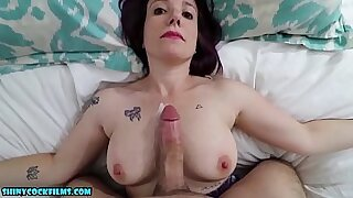 Steps Mom fed her friend sons cock shortly before school
