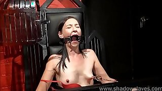 Racy slave amateur prowlers bondage masturbations