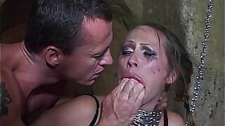 Ashlynn Stix gets double penetrated and fucks the instructor