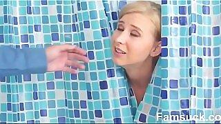 Heathen Milf shower