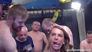 Lood sucking cumshot gay videos The future lover, catching his breath