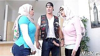 Naughty black sissy is a arabian as fuck