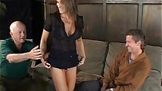 Lactating Hot MILF Fucks A Swinger Boy on WebBaby