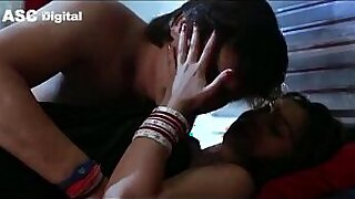 Indian Couple with Wifes Full Of Hot Lube
