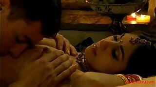 Indian Lover Having Sex in Romantic Act