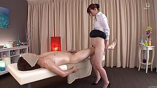 Yui Hatano amazing massage with wild sex
