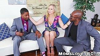 desi big tits milf in double penetration